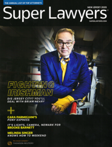 Super Lawyers | Neary Law